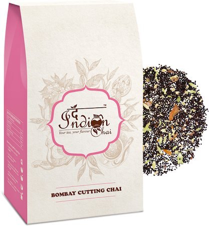 The Indian Chai - Premium Bombay Cutting Masala Chai, 100 gm