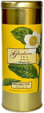Khongea Assam Golden Tips Tea, Loose 100 gm Caddy