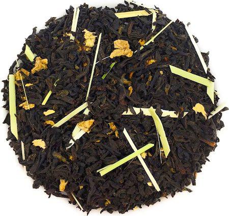 Nargis Ginger Lemongrass Black Tea, Loose Leaf 100 gm