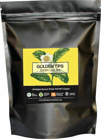 Khongea Assam Golden Tips Tea, Loose 227 gm