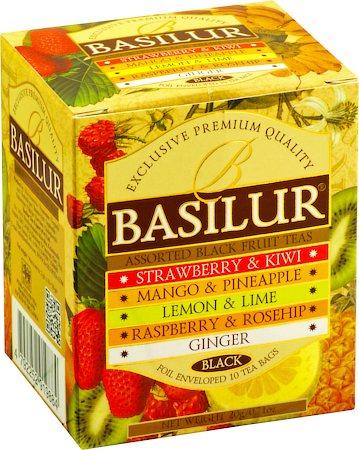 Basilur Magic Fruits Assorted Tea (10 tea bags)
