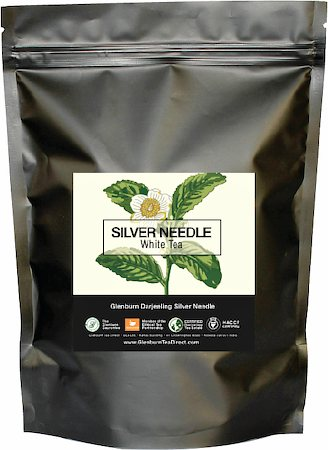 Glenburn Darjeeling Silver Needle Tea, Loose 113 gm