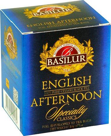 Basilur Specialty Classics English Afternoon Tea (10 tea bags)