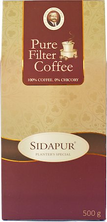 Sidapur Pure Filter Coffee, 500 gm