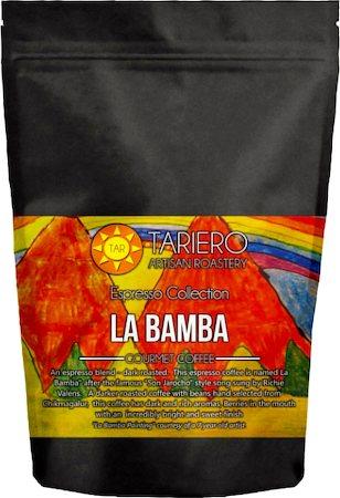 Tariero La Bamba Gourmet Coffee, Fine Grind 100 gm