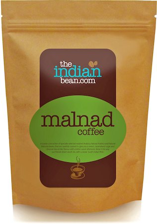 The Indian Bean Malnad Coffee, Beans 250 gm