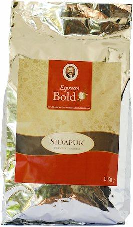 Sidapur Espresso Bold Coffee, Whole Beans 1 Kg