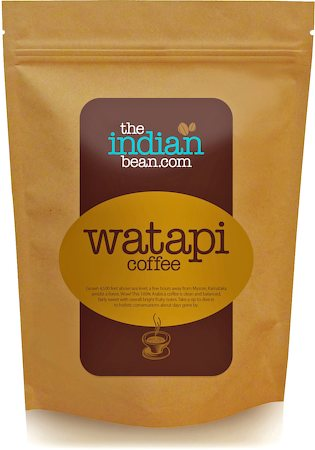 The Indian Bean Watapi 100% Arabica Coffee, Fine Grind 250 gm