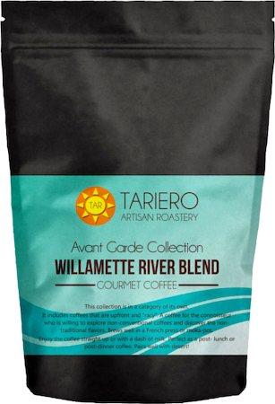 Tariero Willamette River Blend Gourmet Coffee, Fine Grind 100 gm
