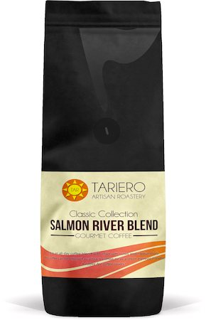 Tariero Saloman River Blend Gourmet Coffee, Fine Grind 250 gm