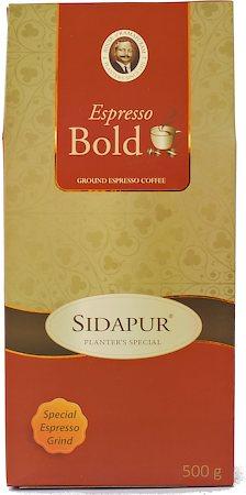 Sidapur Espresso Bold Coffee, Special Grind 500 gm