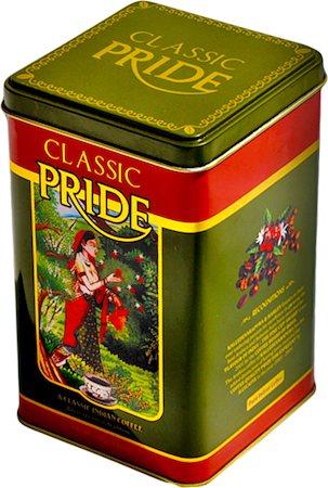 Classic Pride Blended Arabica and Robusta Coffee, Medium Fine Grind 250 g