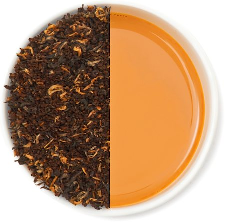 Halmari Gold CTC and Orthodox Tea Blend, 250 gm