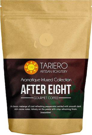 Tariero After Eight Flavoured Gourmet Coffee, Fine Grind 100 gm