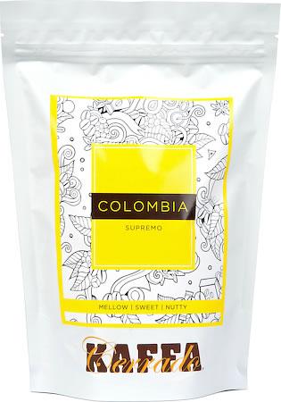 Kaffa Cerrado Colombia Supremo Coffee, Coarse Grind 250 gm