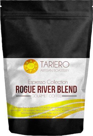 Tariero Rogue River Blend Gourmet Coffee, Fine Grind 100 gm