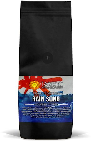 Tariero Rain Song Gourmet Coffee, Fine Grind 250 gm