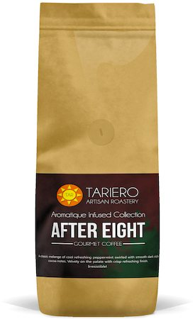 Tariero After Eight Flavoured Gourmet Coffee, Fine Grind 250 gm