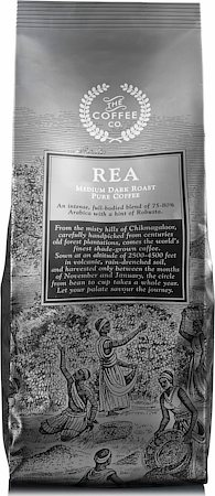 Rea Pure Coffee, French Press Grind 250 gm