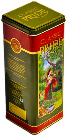 Classic Pride Blended Arabica and Robusta Coffee, Medium Fine Grind 500 g