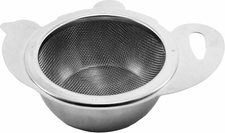 Budwhite Stainless Steel Tea Strainer