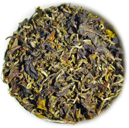 The Tea Shelf Nilgiris Hand Rolled Black Tea, Loose Leaf 100 gm