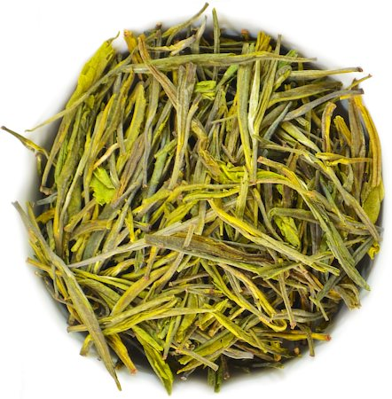 Long Ding Green Tea, Loose Leaf 100 gm