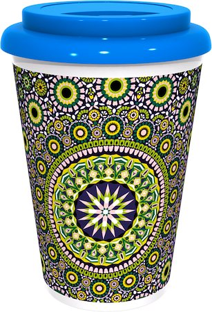 Kolorobia Magnificient Moroccan Cafe Mug