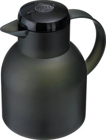 Emsa Samba Vacuum Jug (Translucent Black)