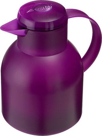 Emsa Samba Vacuum Jug (Translucent Aubergine)