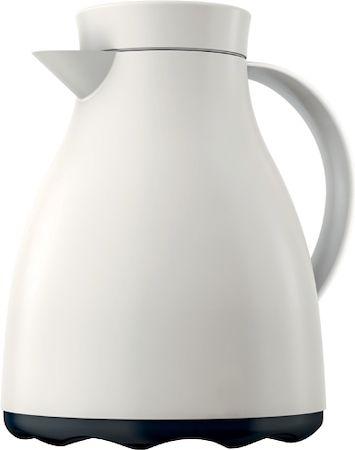 Emsa Easy Clean Vacuum Jug (Cream White)
