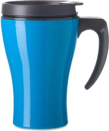 Rosti Mepal Thermo Mug Automatic (Aqua Blue)