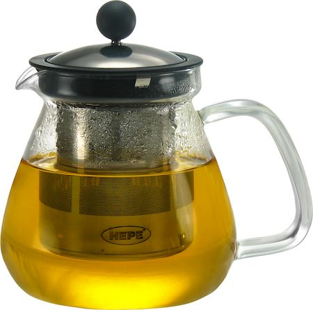 Hepe Tea Maker With Stainless Steel Press (500 ml)