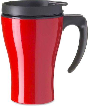 Rosti Mepal Thermo Mug Automatic (Luna Red)