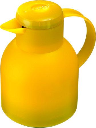 Emsa Samba Vacuum Jug (Translucent Light Yellow)