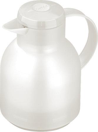 Emsa Samba Vacuum Jug (Translucent White)