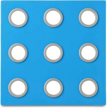 Rosti Mepal Domino Designer Trivet (Eos Blue)