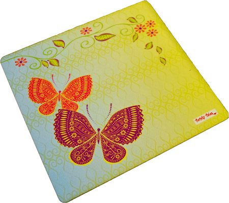 Twirly Tales Butterfly Series Trivets - set of 2