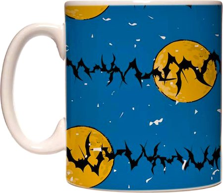 Warner Brothers Batman - Art Mug