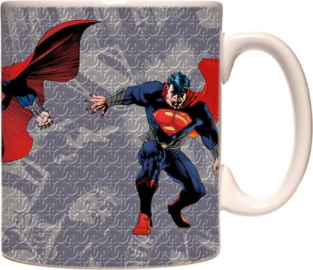 Warner Brothers Superman 'Fearless' Mug