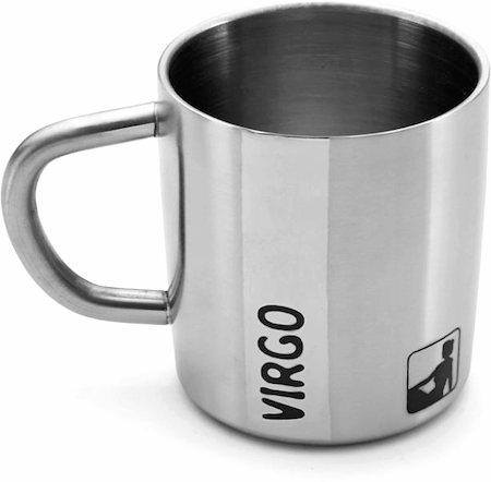 Hot Muggs Virgo Starsign Mug