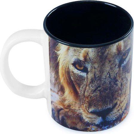 Hot Muggs Wild Focus - I'm the King Mug