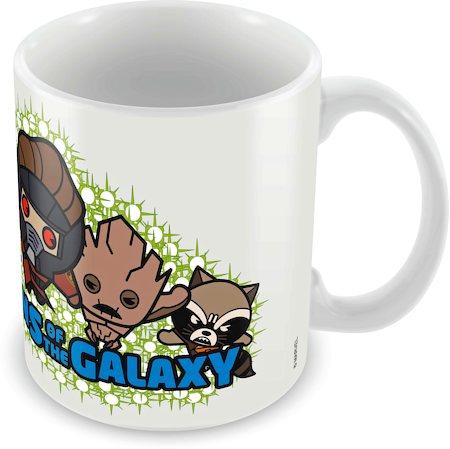 Marvel Guardians of the Galaxy - All Ceramic Mug