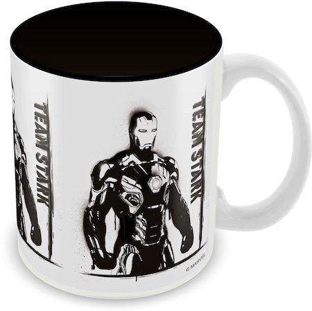 Marvel Civil War - Team Stark Ceramic Mug