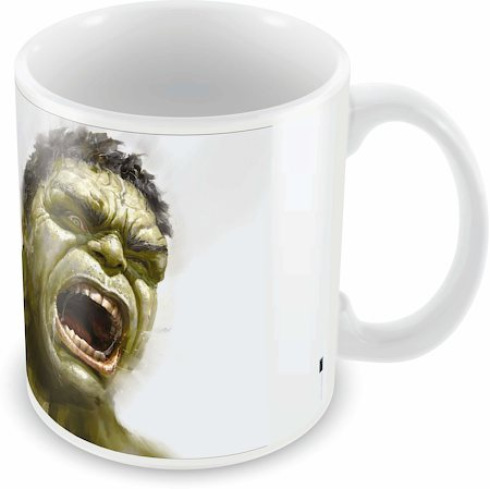 Marvel Hulk Ceramic Mug