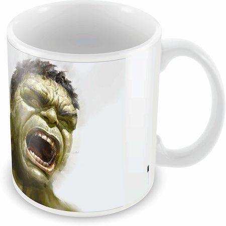 Marvel Hulk Ceramic Mug