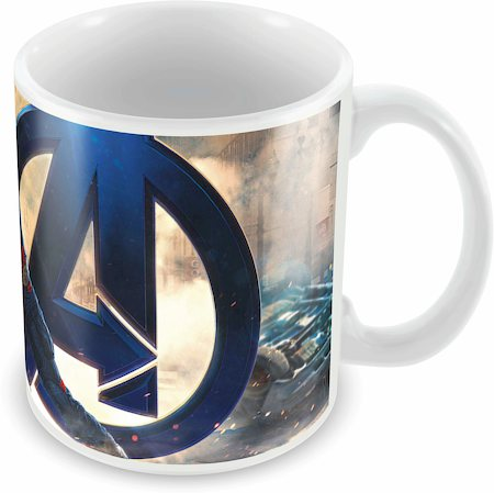 Marvel Captain America - Avengers Ceramic Mug