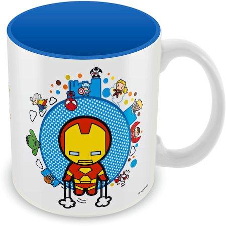 Marvel Kawaii - Iron Man Ceramic Mug