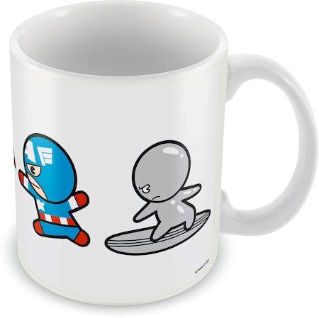 Marvel Captain America - Hulk Ceramic Mug