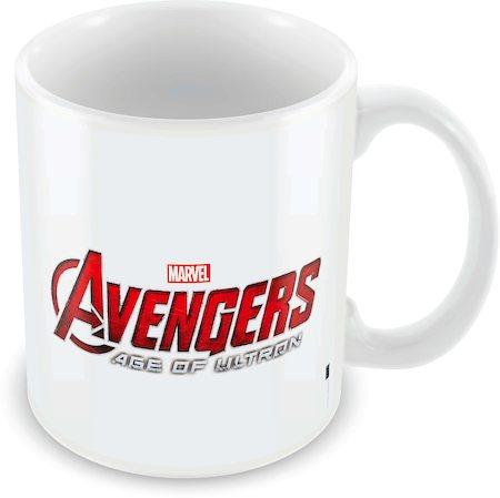 Marvel Avengers Team Ceramic Mug